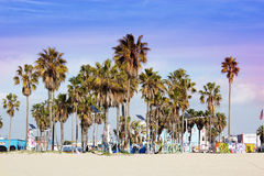 Venice Beach, Los Angeles, California Royalty Free Stock Photography