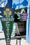 Venice Beach Physicians Stock Image