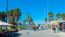 Venice Beach Promenade Royalty Free Stock Image