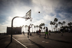 Venice Beach Recreation Center Royalty Free Stock Photography
