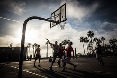 Venice Beach Recreation Center Royalty Free Stock Photos