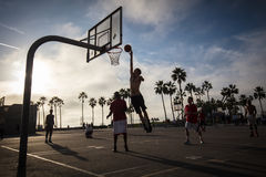 Venice Beach Recreation Center Stock Images