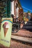 Venice Beach Walk. Store Ice Cream Royalty Free Stock Image