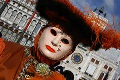 Venice. Beautiful mask of Venice carnival Italy Stock Photography