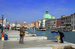 Venice beautiful view,Italy Stock Photos