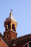 Venice - belltower Royalty Free Stock Photography