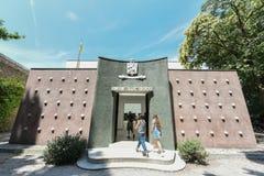 Venice Biennial 2017, Belgium Pavilion Stock Photography