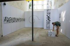 The Biennale di Venezia `Viva Arte Viva` Italy Royalty Free Stock Photo