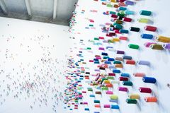 The Biennale di Venezia `Viva Arte Viva` Italy Stock Images