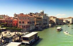 Venice boats Royalty Free Stock Photos