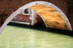 Venice bridge Stock Images