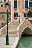 Venice bridge Royalty Free Stock Photo