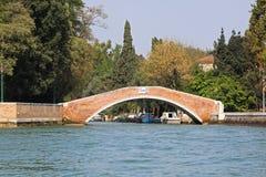 Venice bridge Stock Images