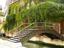 Venice bridge royalty free stock photography
