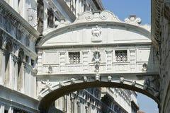 Venice - Bridge of Sighs Stock Images