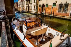 Venice a bright Sunny day Royalty Free Stock Image