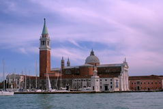 Venice building. A photo shows the beautiful landscape of Venice royalty free stock images