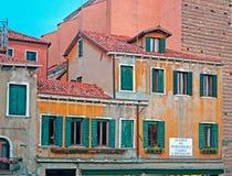 Venice building Stock Photo