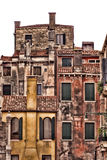 Venice buildings. Old buildings in Venice, Italy Stock Photography