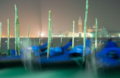 Free Venice By Night Stock Photography - 20227452
