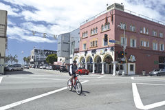 Venice in California Stock Image