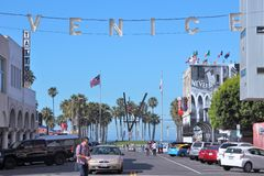 Venice, California Stock Images