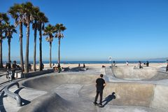 Venice, California Stock Photos