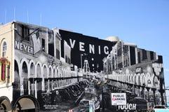 Venice California Urban Graffiti Royalty Free Stock Photo