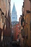 Venice, Campanile Stock Images