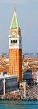 Venice Campanile Royalty Free Stock Photos