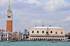 Venice, Campanile di San Marco Stock Photo