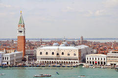 Venice, Campanile di San Marco Royalty Free Stock Images