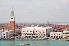 Venice, Campanile di San Marco Royalty Free Stock Images