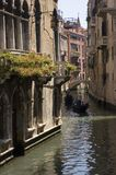 Venice canal. Venice in the Summer royalty free stock images