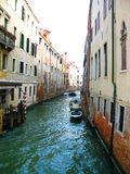 Venice canal Stock Images