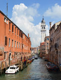 Venice - Canal Royalty Free Stock Photography