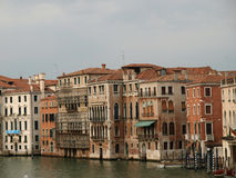 Venice - Canal Grande Stock Images