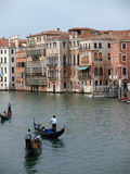 Venice - Canal Grande Royalty Free Stock Photo