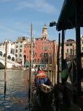 Venice - Canal Grande Stock Image