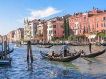 Venice Canal Grande Royalty Free Stock Photo