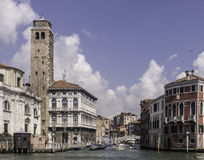 Venice, Canal Grande. Royalty Free Stock Image