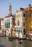 Venice, canal grande Stock Photo