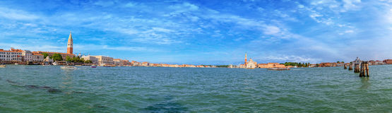 Venice Canal Grande Royalty Free Stock Photography