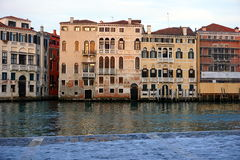 Venice canal Stock Photos
