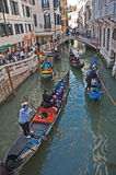 Venice Canal, Italy Royalty Free Stock Photography