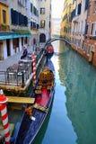 Venice canal,Italy Stock Photo