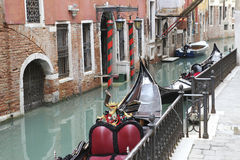 Venice canal royalty free stock photography