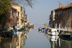 Venice - canal from San Murano Royalty Free Stock Image