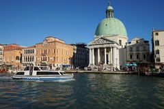 Venice canal Stock Photos