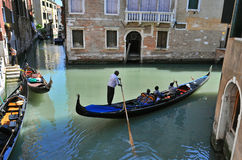 Venice Canal Stock Image